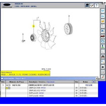 Embreagem Viscosa Do Ventilador Ranger E Troller 3.0 Diesel