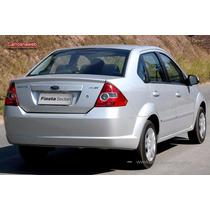 Engate Reboque Fiesta Sedan 2005 2006 Até 2010 Tração 500kg