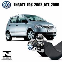 Engate Reboque Carreta Fox 2002 Até 2009 Todos Tração 500kg