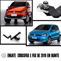 Engate Reboque Fox Crossfox 2010 Até 2016 Todos Tração 500kg