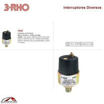 Sensor De Pressão Do Oleo Ford Pampa, Del Rey 84/... Motor M