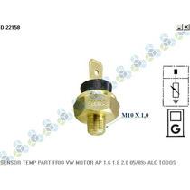 Sensor De Temperatura Gol 1.6 8v Gasolina 89/94 - Vdo