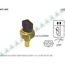 Sensor De Temperatura Escort Zetec 1.8 16v 2 Pinos - Mte