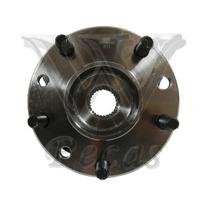 Cubo Roda Dianteiro C/ Rolamento Gm Blazer / S10 98/ Com Abs