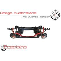 Omega Australiano - Kit Buchas Dianteiro Completo Em Pu