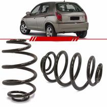 Par Molas Traseira Chevrolet Celta 1.0 1.4 2000 2001 2002