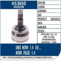 Homocinetica Ld/le Uno Novo 1.4 10/... Novo Palio 1.4