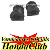 Buchas Da Barra Estabilizadora Dianteira Honda New Fit