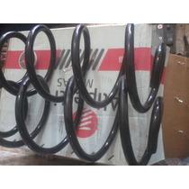 Molas Com Calços Dianteira Honda Fit 05/