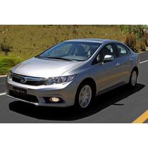 Pastilha Freio Dianteira Honda Novo New Civic Original