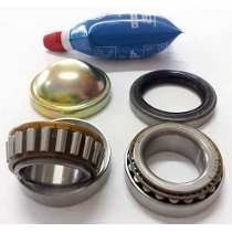 Kit Do Rolamento Da Roda Traseira S/cubo Ford / Vw - Skf