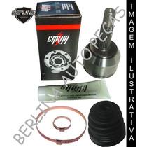 Junta (ponta) Homocinetica L Roda - Peugeot 206 1.0 / 1.6 8v