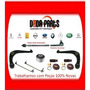 Kit Especial Coxim Motor Kit Amortecedor Bandeja 206/207
