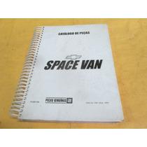 Catalogo Peças Space Van Original Produto Novo