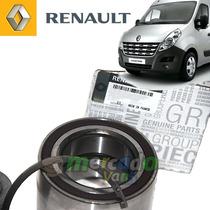 Rolamento Roda Dianteira Renault Master 2.3 Ano 2013 A 2015