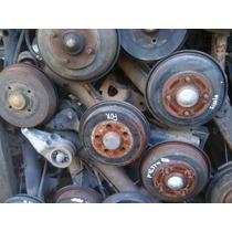 Eixo Traseiro Vw Polo 2005/06 A Lona Mf Auto Parts