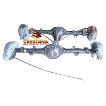 Diferencial Traseiro Amarok Sem Bloqueio 10x41 Vw 2h0500029p