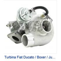 Turbina Completa Da Iveco Ducato 2.3 Multijet