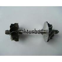 Reparo Eixo + Rotor Turbina K03 / K3 / Kkk Modelo 150 Hp