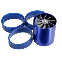 Turbo Supercharger Dual Propeller Turbina Dupla