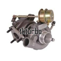 Turbina Gol Parati 1.0 T Turbo Modelo Gt12 P/n 708001-0001