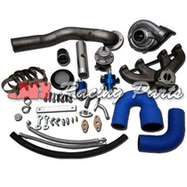 Kit Turbo Vw Ap Mi Pulsativo Farol Az Turbina 50/63 Biagio