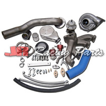 Kit Turbo Vw Ap Carburado Pulsativo Farol Vrm Turbina 50/48