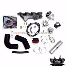 Kit Turbo Ea111 (família Gol G5 G6) 1.0 C Turbina Gta T2.35