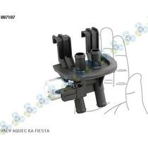 Válvula Ar Quente Ford Ka Motor Zetec .../10 - Aje