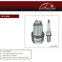 Vela De Ignição Ngk Laser Platinum Bmw 545i 4.4 32v V8 05 Em
