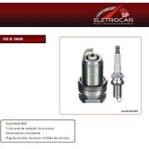 Vela De Ignição Ngk Laser Platinum Pfr6b-11 Especial Para Ni