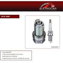Vela De Ignição Ngk Laser Platinum Pfr6n-11 Especial Para Ni