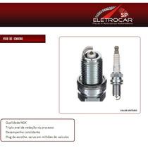 Vela De Ignição Ngk Laser Platinum Mercedes Benz C240 2.4 V6