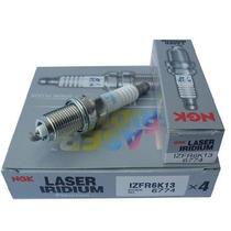 Velas Originais Ngk Iridium Laser Honda New Fit Vtec City