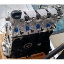 Motor Parcial C/ Cabeçote Vw Gol G5 1.0 8v Flex 2009/....