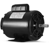 Motor Monofásico Elétrico 1/2 Cv 60hz 110v 220v 4 Polos Nema