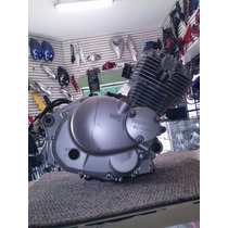 Motor Intruder 125cc, Funcionando Com Nota Fiscal, Semi Novo