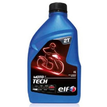 Elf Moto 2 Tech - Óleo Para Motores 2 Tempos