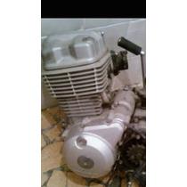 Motor Completo Titan 150 Partida Elétrica Com Nota