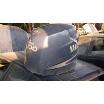 Capo De Motor De Popa 100 Hp 4t