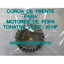 Engrenagem De Cambio Ou Coroa De Frente Tohatsu 25 Hp 30 Hp