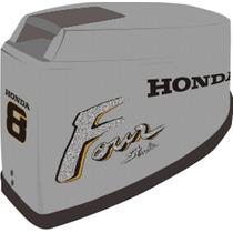 Adesivo Motor De Popa Honda Four 08 Hp