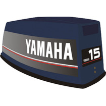 Adesivo Motor De Popa Yamaha 15 Hp 89/93
