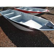 Barco De Aluminio Tucunare 5m ( Apolo ) 3700 E 6m 4200