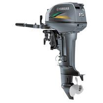 Motor De Popa Yamaha 15 Hp 12 X $729,00 No Cartão