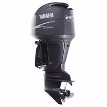 Motor De Popa Yamaha 4 Tempos 2014 Com 6 Horas
