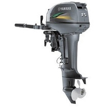 Motor De Popa Yamaha 15 Hp Mod. Fmhs 2015 Tenho Barco Motor