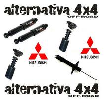 Kit Amortecedor Pajero Tr4 - Original Mitsubishi + Batentes
