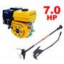 Motor Barco 7,0hp 4t Buffalo Bote + Rabeta Standart 1,70m