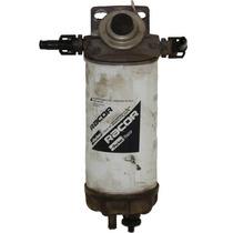 Cabeçote Do Filtro Diesel - Caminhão